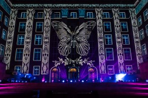 The Alchemy of Light wows spectators, courtesy – for the first time – of our rock star UDX projectors